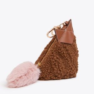 🆕 Tory Burch Fox Key Fob & Bag Charm